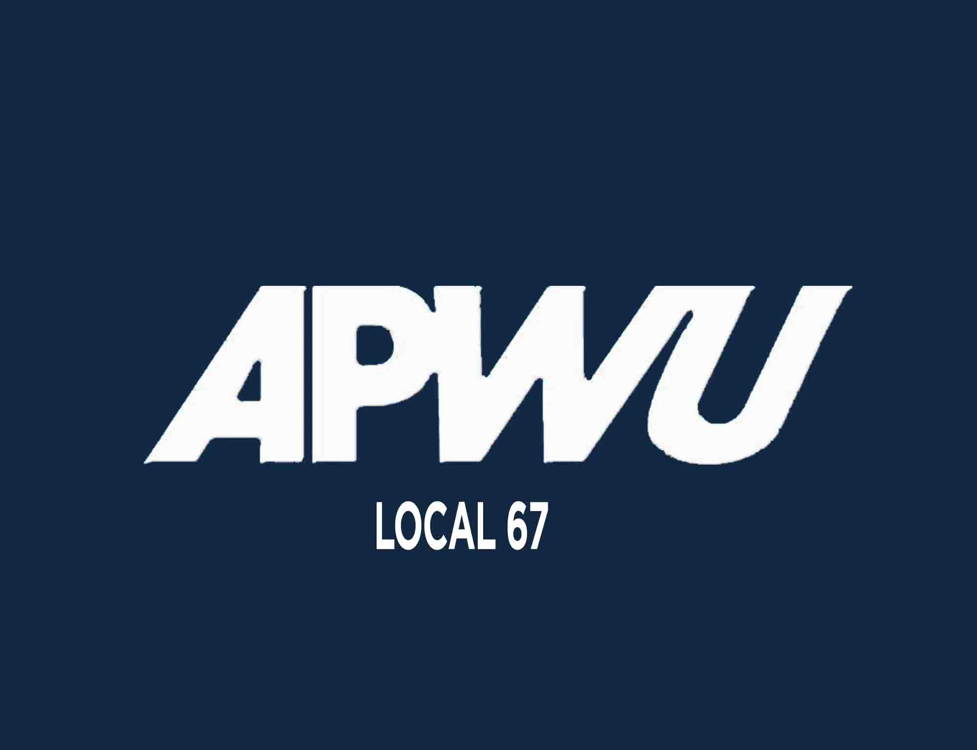 APWU local 64